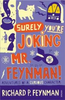 Richard P. Feynman: Surely You're Joking, Mr. Feynman, Buch