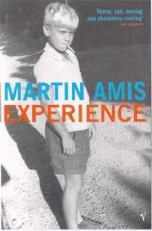 Martin Amis: Experience, Buch
