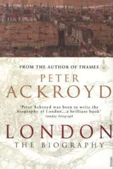 Peter Ackroyd: London, Buch
