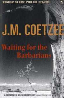 J. M. Coetzee: Waiting for the Barbarians, Buch