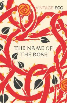 Umberto Eco (1932-2016): The Name of the Rose, Buch