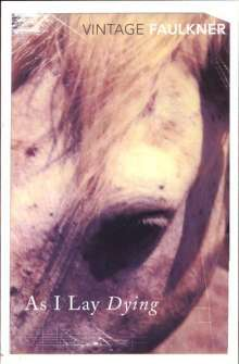 William Faulkner: As I Lay Dying, Buch