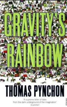 Thomas Pynchon: Gravity's Rainbow, Buch