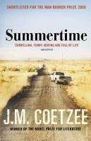 J. M. Coetzee: Summertime, Buch