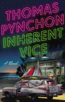 Thomas Pynchon: Inherent Vice, Buch