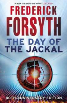 Frederick Forsyth: The Day of the Jackal, Buch