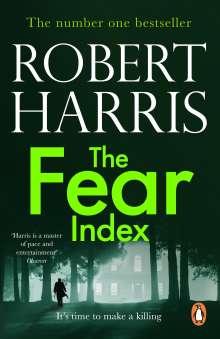 Robert Harris: The Fear Index, Buch