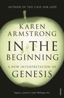Karen Armstrong: In the Beginning, Buch