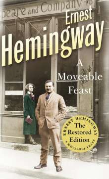 Ernest Hemingway: A Moveable Feast, Buch