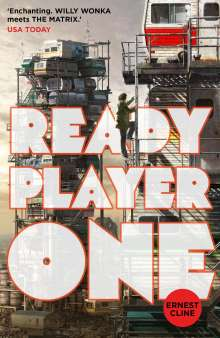 Ernest Cline: Ready Player One, Buch