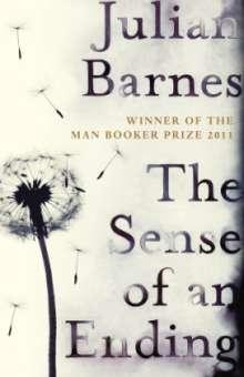 Julian Barnes: The Sense of an Ending, Buch