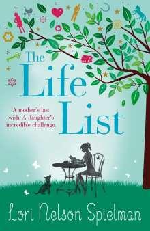 Lori Nelson Spielman: The Life List, Buch