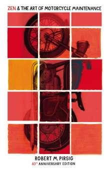 Robert M. Pirsig: Zen And The Art Of Motorcycle Maintenance, Buch