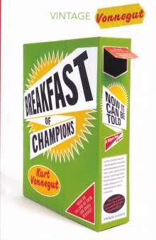 Kurt Vonnegut: Breakfast of Champions, Buch