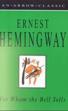 Ernest Hemingway: For whom the Bell Tolls, Buch