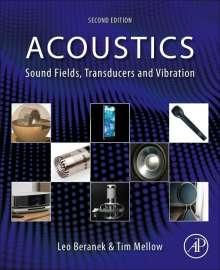 Leo Beranek: Acoustics: Sound Fields, Transducers and Vibration, Buch