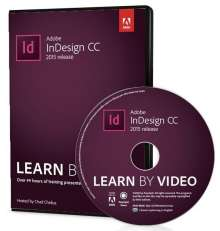 Chad Chelius: Adobe InDesign CC Learn by Video (2015 release), DVD-ROM