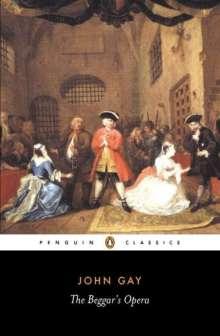 John Gay: The Beggar's Opera, Buch