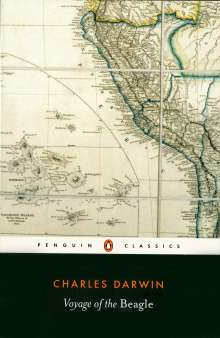 Charles Darwin: The Voyage of the Beagle, Buch