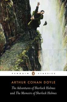 Arthur Conan Doyle: The Adventures of Sherlock Holmes and the Memoirs of Sherlock Holmes, Buch