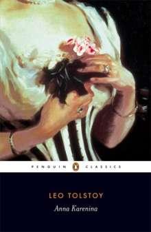 Leo N. Tolstoi: Anna Karenina, Buch