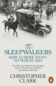 Christopher Clark: The Sleepwalkers, Buch
