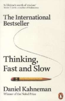 Daniel Kahneman: Thinking, Fast and Slow, Buch