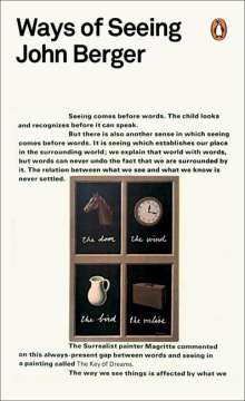 John Berger: Ways of Seeing, Buch