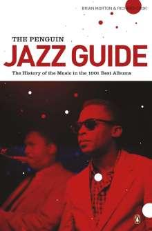 Brian Morton: The Penguin Jazz Guide, Buch