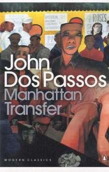 John Dos Passos: Manhattan Transfer, Buch