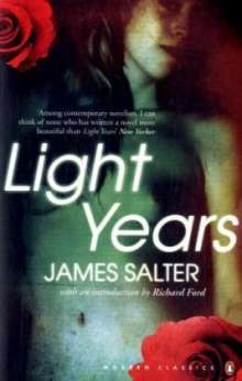 James Salter: Light Years, Buch