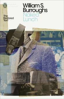William S. Burroughs: Naked Lunch, Buch