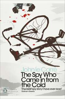 John le Carré: The Spy Who Came in from the Cold, Buch