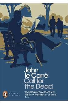 John le Carré: Call for the Dead, Buch