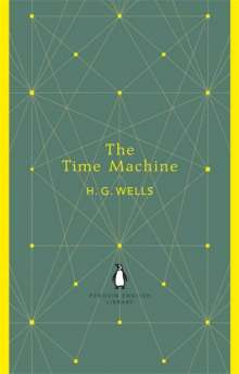 H. G. Wells: The Time Machine, Buch
