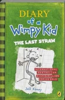 Jeff Kinney: Diary of a Wimpy Kid 03. The Last Straw, Buch
