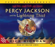 Rick Riordan: Percy Jackson and the Lightning Thief, 3 CDs