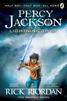 Rick Riordan: Percy Jackson and the Lightning Thief: The Graphic Novel (Book 1), Buch