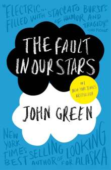 John Green: The Fault in Our Stars, Buch