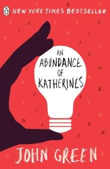 John Green: An Abundance of Katherines, Buch