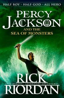 Rick Riordan: Percy Jackson and the Sea of Monsters, Buch