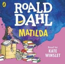 Roald Dahl: Matilda, CD