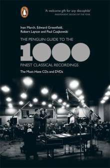 Penguin Guide to the 1000 Finest Classical Recordings, Buch