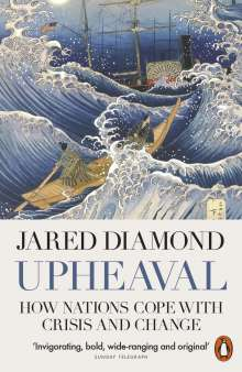 Jared Diamond: Upheaval, Buch