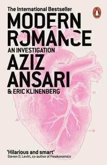 Aziz Ansari: Modern Romance, Buch