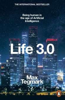 Max Tegmark: Life 3.0, Buch