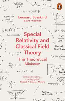 Leonard Susskind: Special Relativity and Classical Field Theory, Buch