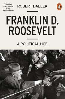 Robert Dallek: Franklin D. Roosevelt, Buch