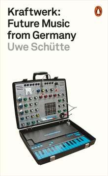 Uwe Schütte: Kraftwerk, Buch