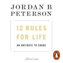 Jordan B. Peterson: 12 Rules for Life, CD